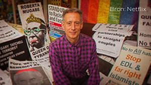 Recensie: in Hating Peter Tatchell strijdt mensenrechtenactivist voor gelijkheid en liefde