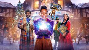 Recensie: Jingle Jangle: A Christmas Journey heeft grappige schurkenrol voor Ricky Martin in petto