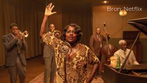 Recensie: Ma Rainey's Black Bottom is feest van dialogen en acteerwerk