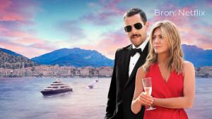 Recensie: Netflix-film Murder Mystery met Adam Sandler en Jennifer Aniston