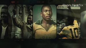 Recensie: Netflix-docu Pelé, van schoenenpoetser tot legendarische topvoetballer