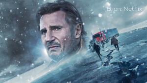Recensie: The Ice Road is ijskoude 90s-actiefilm die nooit verveelt