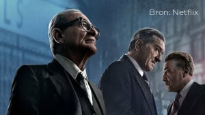 Recensie: Netflix-film The Irishman met veteranencast brengt ouderwets maffia-vuurwerk