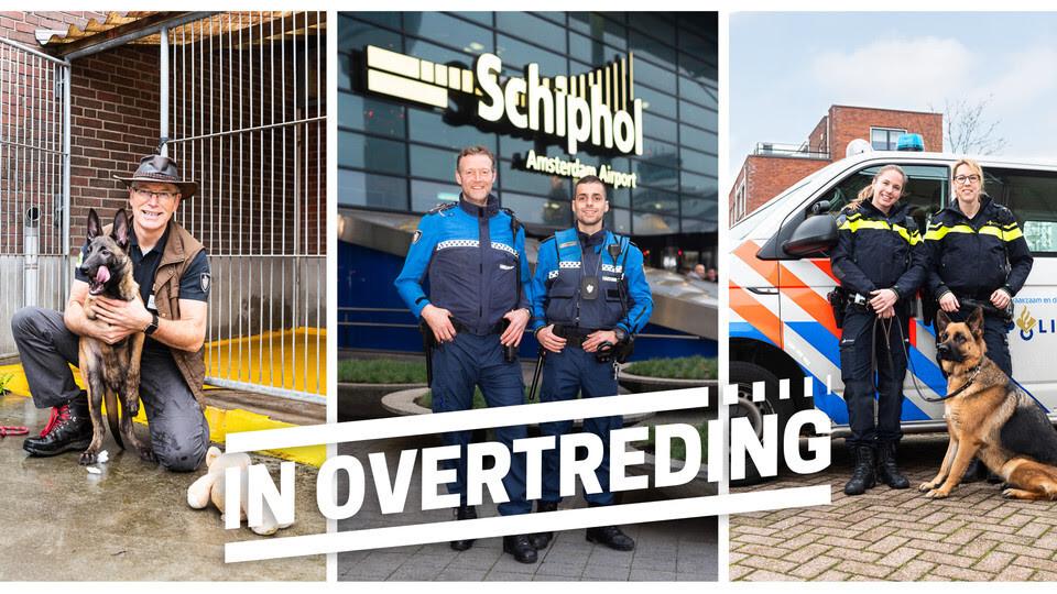 RTL 5 komt met nieuw programma In Overtreding