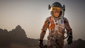 Schitterende film The Martian vanavond te zien op Veronica