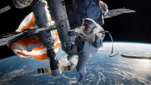 Schitterende ruimtefilm Gravity dinsdag te zien op SBS 9