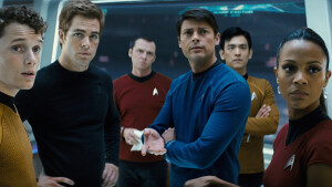 Schitterende science fiction-film Star Trek zie je dinsdag op RTL 7