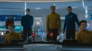 Science fiction-spektakel Star Trek Beyond zondag te zien op Veronica