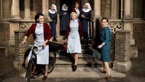 Seizoen 9 van Call the Midwife begint dinsdag op BBC First