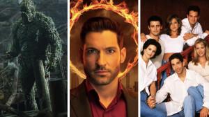 Serie Update: Swamp Thing gecancelled, afsluitende seizoen Lucifer en reünie Friends blijkt mogelijk!
