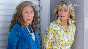 Serierecensie: Grace and Frankie seizoen 6 is ouderwetse 'gezelligheid'