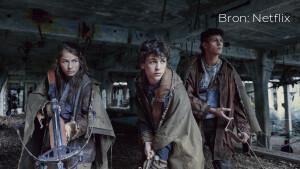 Serierecensie: Tribes of Europe is brutale Duitse kloon van The Hunger Games