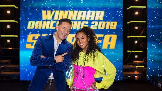 Sherefa wint finale van DanceSing