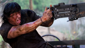 Spannende actiefilm Rambo maandag te zien op RTL 7