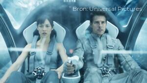 Spannende science fictionfilm Oblivion zie je zondag 12 september op Veronica