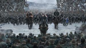 Spektakelfilm War for the Planet of the Apes is zondag te zien op Veronica