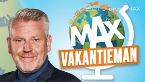 Stef Blok te gast in MAX Vakantieman