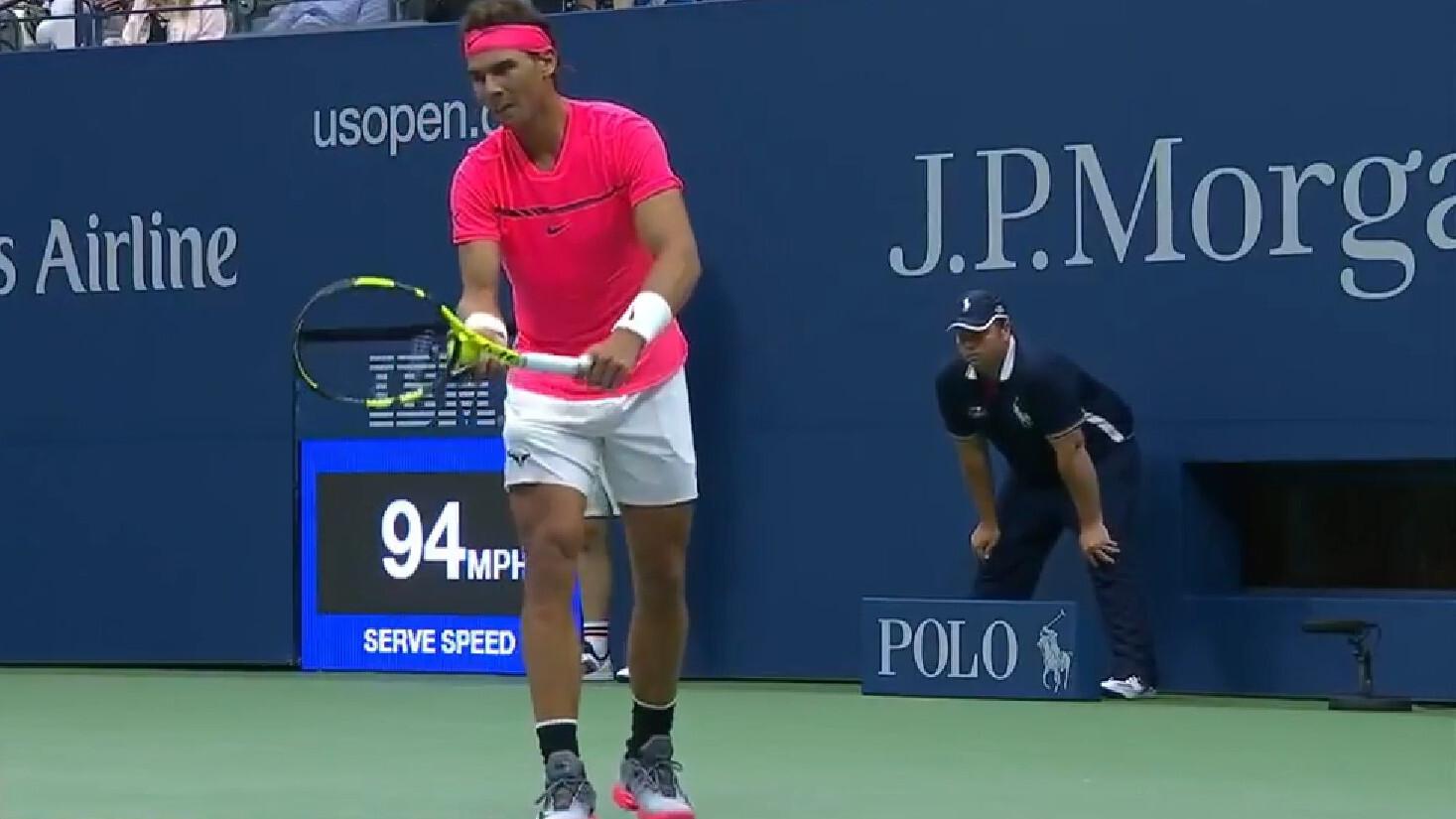 Tennistoernooi Us Open 2018 Live Op Tv
