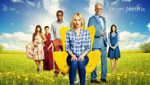 The Good Place seizoen 3 binnenkort op Netflix