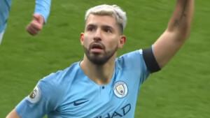 Manchester City - Tottenham Hotspur live op tv