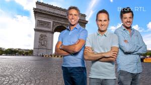 Tour du Jour vanaf 6 juli dagelijks te zien op RTL 7