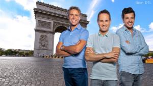 Tour du Jour van start op RTL 7