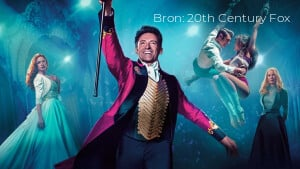 Tv-première The Greatest Showman maandag 2 december op Net 5