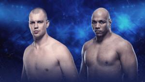 UFC Praag live op tv