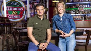 Vanavond op tv: nieuwe talkshow Café Hendriks & Genee en 50 jaar Pinkpop