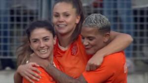 Vandaag op tv: eerste wedstrijd Oranjeleeuwinnen op WK Frankrijk
