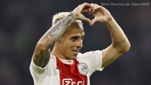 Vanavond op tv: Ajax - Besiktas (Champions League), docu 30 en nooit meer werken
