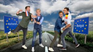 Vanavond op tv: College Tour met regisseur Diederick Koopal, spelshow Holland-België en meer