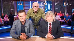 Vanavond op tv: Johan Derksen reageert in Veronica Inside op rel en meer