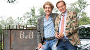 Vanavond op tv: nieuwe programma's Frank & Rogier checken in en De Erfgenaam