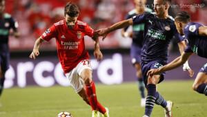 Vanavond op tv: PSV - Benfica (Champions League), start Paralympische Spelen