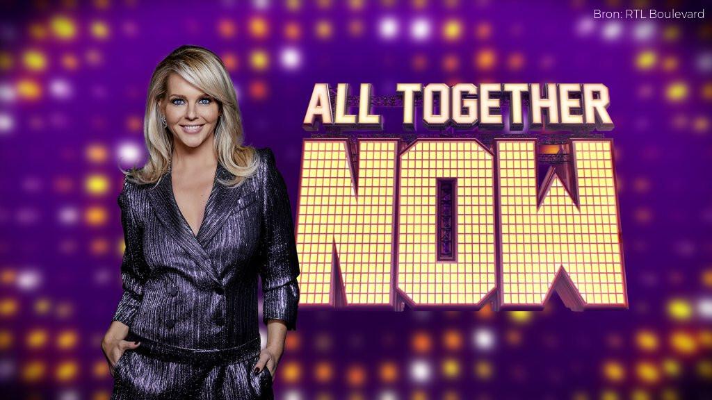 Vanavond op tv: start All Together Now, terugkeer It Takes 2, docu van Filemon Wesselink en meer