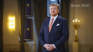 Vanavond op tv: toespraak koning Willem-Alexander, nieuw seizoen Vroege vogels en meer