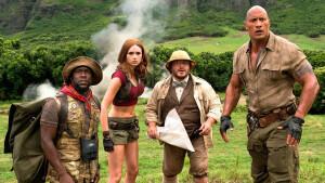 Vanavond op tv: tv-première Jumanji: Welcome to the Jungle, nieuw seizoen Bij ons aan boord