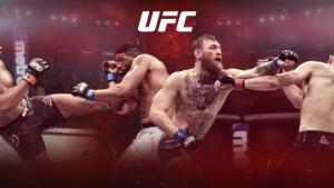UFC voortaan ook in Nederland op TV bij Veronica