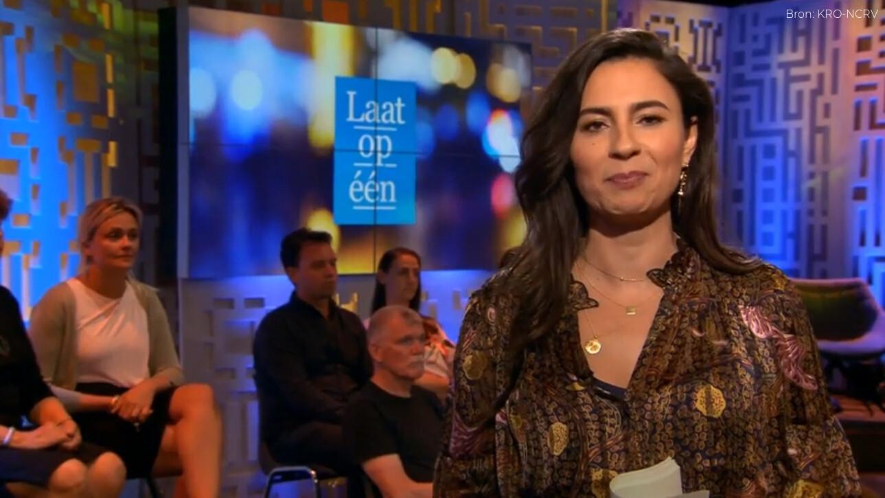 Volkskrant vindt dat Nadia Moussaid eigen show verdient