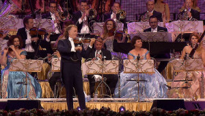 Vrijdag in André Rieu: Welcome to my world: verrassing voor bruid