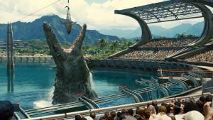 Waanzinnige blockbuster Jurassic World woensdag te zien op Veronica