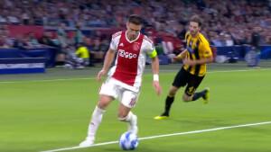 Wanneer is Ajax - Juventus in de kwartfinale van de Champions League live op tv?