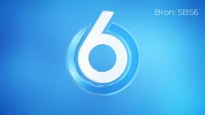 Weg met rood: dit is het nieuwe logo van SBS6
