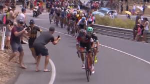 Wielerwedstrijd Tour Down Under 2019 live op tv