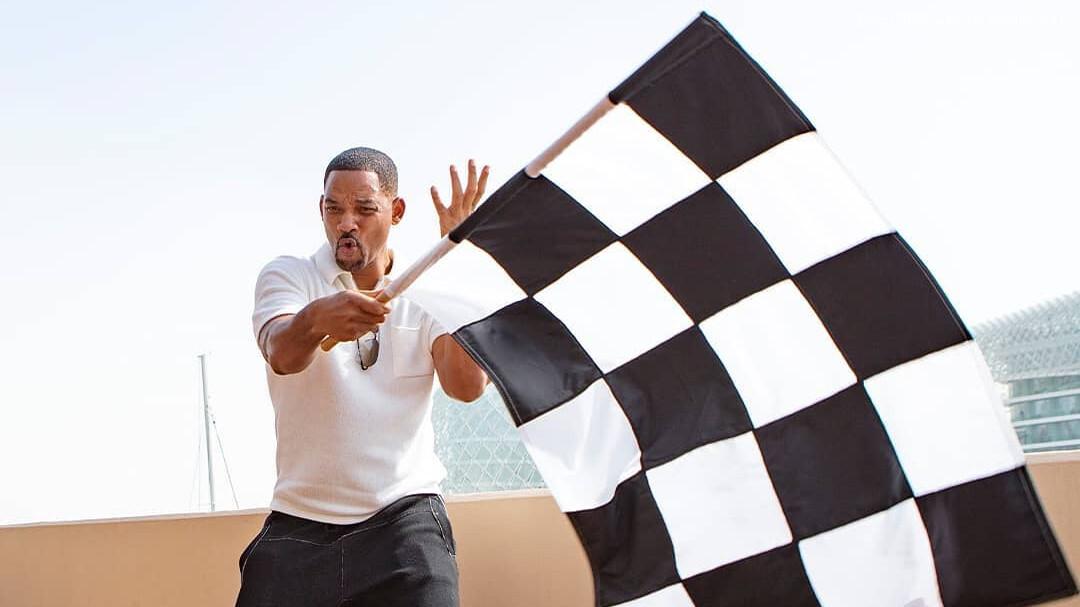 Will Smith gaat Formule 1-show maken