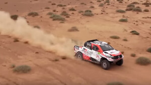 Woestijnrally Dakar 2019 op tv