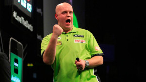 World Matchplay Darts 2019 live op tv