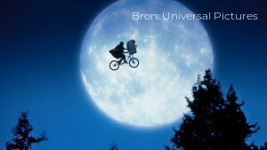 Zalige scifi-klassieker ET: The Extra-Terrestrial donderdag op tv