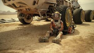 Imposant science fiction-spektakel The Martian zondag te zien op Veronica